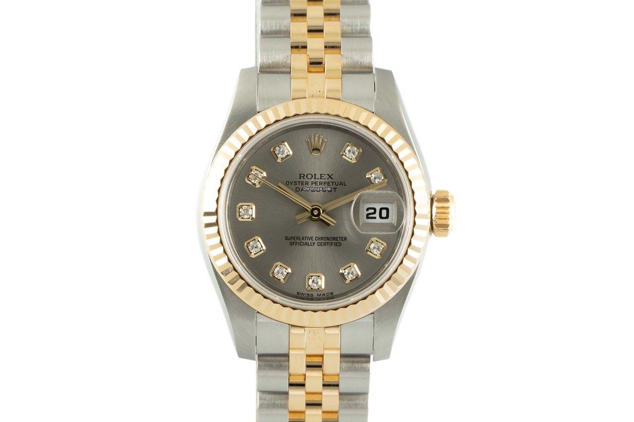 Rolex Lady-Datejust 17917 2012 nuovo