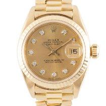 Rolex Lady-Datejust Zuto zlato 26mm Zlatan