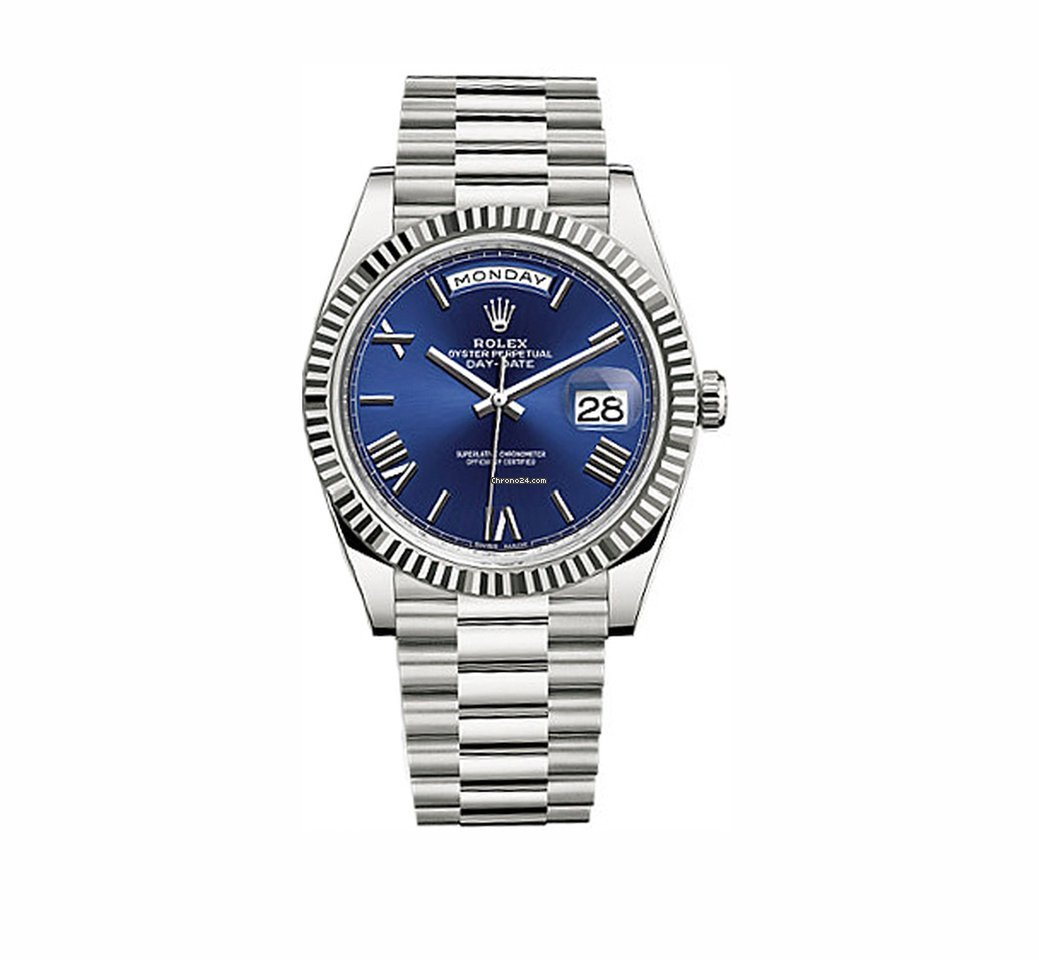 Rolex Day-Date 40 228239 2017 pre-owned