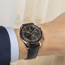 Omega 310.63.42.50.01.001 2021 Speedmaster Professional Moonwatch 42mm nieuw