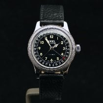 Oris Steel 36mm Automatic Big Crown Pointer Date pre-owned