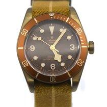Tudor Black Bay Bronze new 2021 Automatic Watch with original box and original papers 79250BM