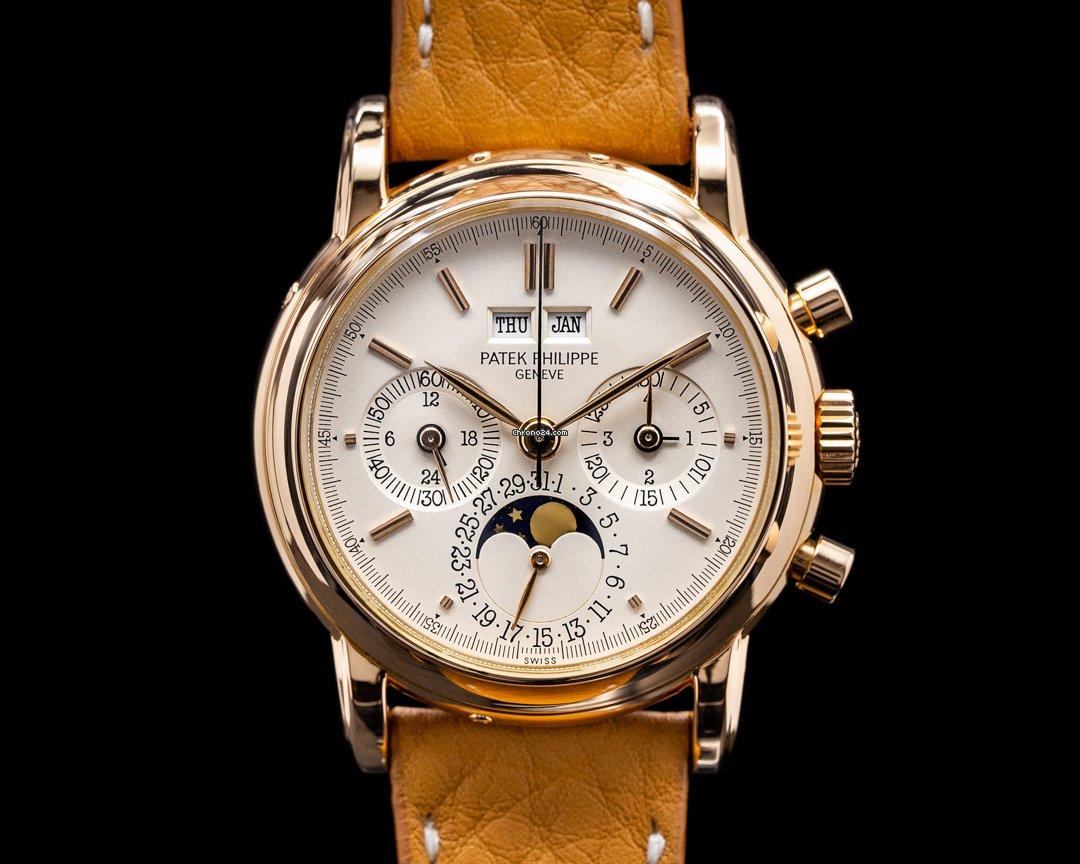 Patek Philippe Perpetual Calendar Chronograph 3970R
