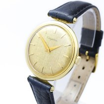 Dugena Yellow gold 33mm Manual winding 20082 pre-owned