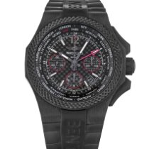 Breitling Bentley B04 GMT Carbon 45mm Black No numerals United States of America, Maryland, Baltimore, MD