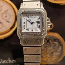 Cartier Santos (submodel) Muy bueno Acero Automático Argentina, CABA