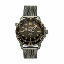 Omega Seamaster Diver 300 M Titanium 42mm Black No numerals United States of America, California, Los Angeles