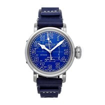Zenith Pilot Type 20 Extra Special Steel 45mm Blue United States of America, Pennsylvania, Bala Cynwyd
