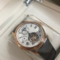 Frederique Constant Manufacture Heart Beat Rose gold 42mm Pink Roman numerals