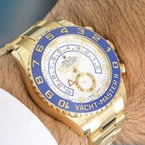 Rolex Yacht-Master II Yellow gold 44mm White United Kingdom, London