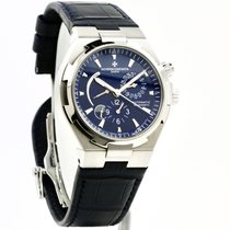 Vacheron Constantin Overseas Dual Time 47450/000A-9039 Very good Steel 42mm Automatic