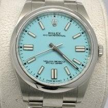 Rolex Oyster Perpetual Steel 41mm Blue No numerals UAE, Sharjah