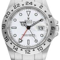 Rolex Explorer II Steel 40mm White No numerals India, Mumbai,