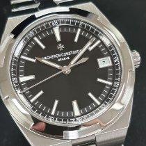 Vacheron Constantin Overseas Steel 41mm Black No numerals
