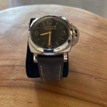 Panerai Luminor 1950 nuevo 2012 Cuerda manual Reloj con estuche y documentos originales PAM 00372