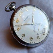 Tavannes Silver 46mm Manual winding pre-owned