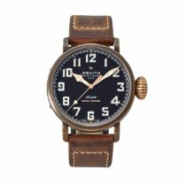 Zenith Pilot Type 20 Extra Special Bronze 45mm Black United States of America, Texas, Plano