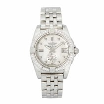 Breitling Galactic 36 Steel 36mm Mother of pearl United States of America, Texas, Plano
