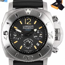 Panerai Special Editions Steel 47mm Black United States of America, New York, Smithtown