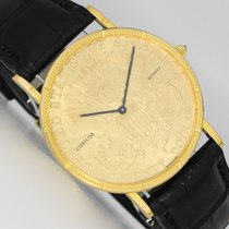 Corum Coin Watch Yellow gold 35mm Gold No numerals