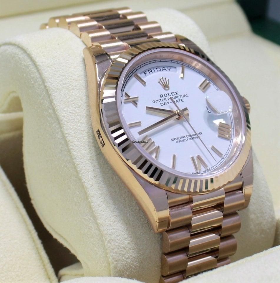 Rolex (ロレックス) デイデイト 40 228235 2021 新品