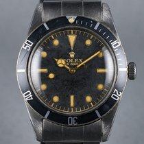 Rolex Submariner (No Date) Steel 37mm Black No numerals United States of America, California, Healdsburg