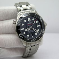Omega 210.30.42.20.01.001 Steel 2018 Seamaster Diver 300 M 42mm pre-owned United States of America, Florida, Orlando