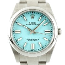 Rolex 124300 Acero 2021 Oyster Perpetual 41mm usados