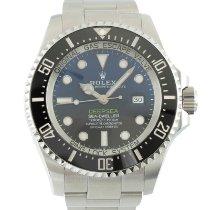 Rolex Sea-Dweller Deepsea Stål 44mm Blå