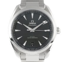 Omega Seamaster Aqua Terra new 2021 Automatic Watch with original box and original papers 220.10.41.21.10.001