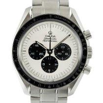 Omega Speedmaster Professional Moonwatch Steel 42mm Silver