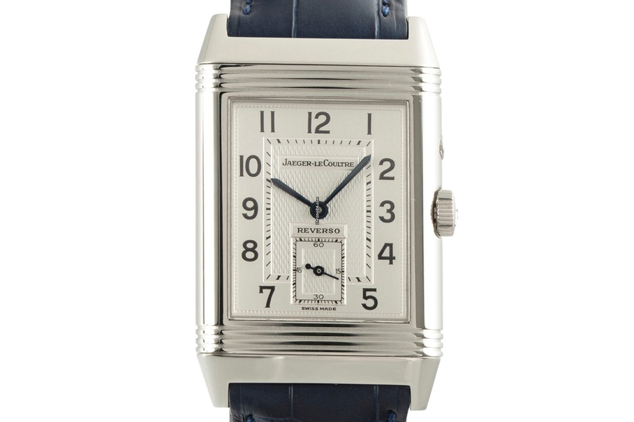 Jaeger-LeCoultre Reverso Duoface 270.8.54 2000 pre-owned