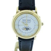 Blancpain Villeret Moonphase Yellow gold 26mm White Roman numerals