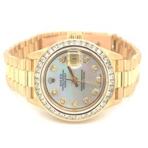 Rolex Lady-Datejust Yellow gold 26mm Mother of pearl No numerals United States of America, Georgia, Roswell