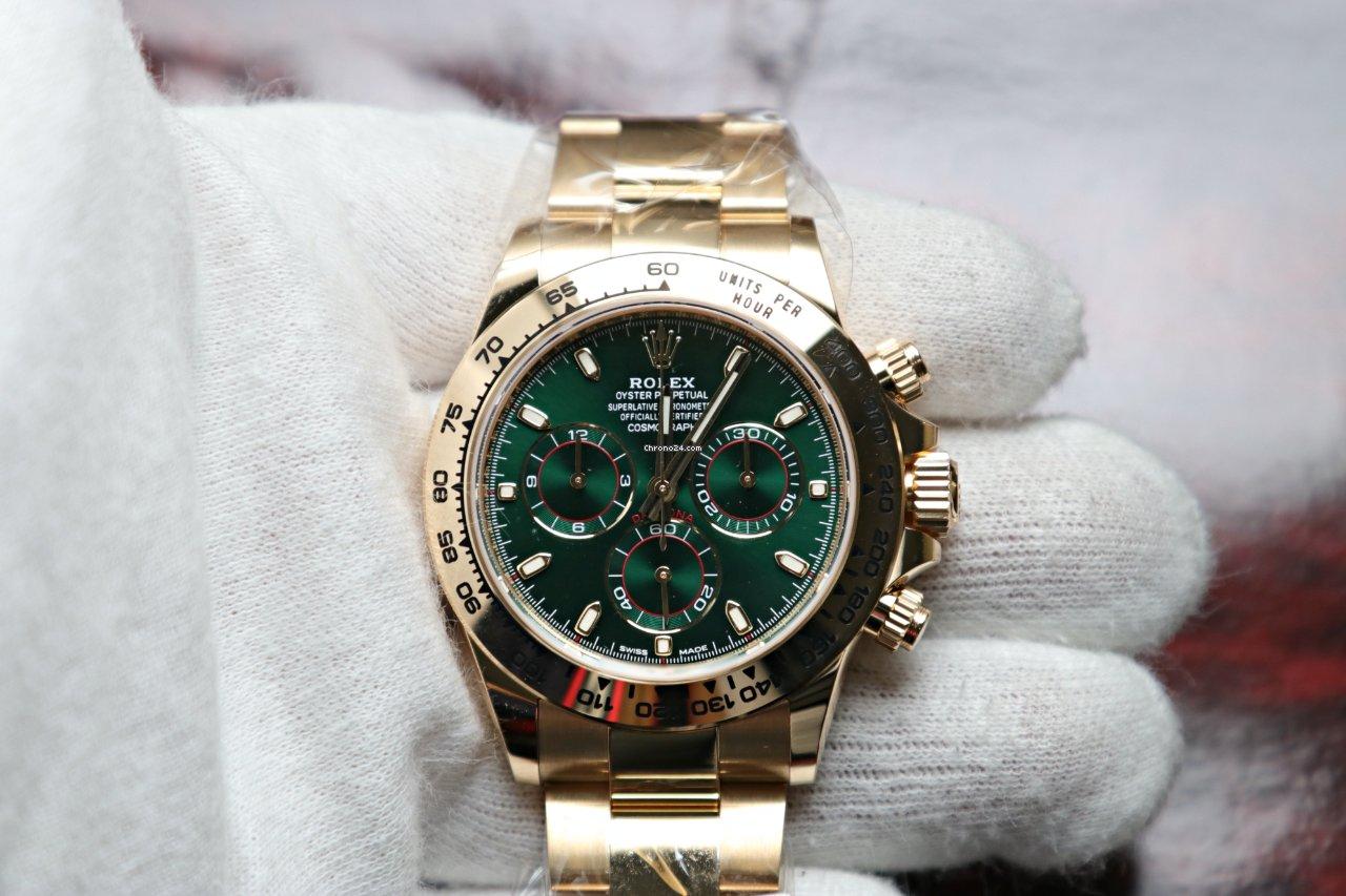Rolex Daytona 116508 2021 new