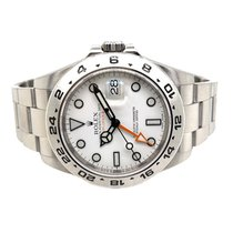 Rolex Explorer II Steel 42mm White No numerals United States of America, California, La Jolla