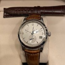 Jaeger-LeCoultre Master Hometime Steel 40mm Silver Arabic numerals United States of America, Texas, RICHMOND