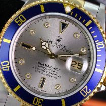 Rolex 16613 Gold/Steel 1990 Sultan 40mm pre-owned United States of America, California, Sherman Oaks