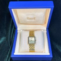 Piaget Protocole Yellow gold 25mm Gold (solid) No numerals United States of America, Washington, Kent