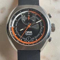 Oris Chronoris Steel 40mm Black No numerals United States of America, Maryland, Baltimore