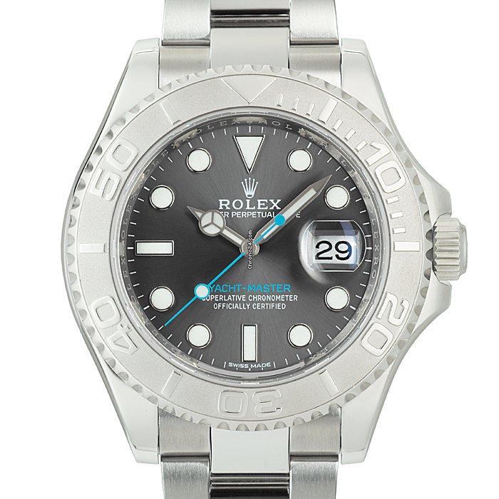 롤렉스 요트-마스터 40 116622 Rolesium 중고시계