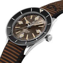 Breitling nové Automatika Luminscenční hodinová a minutová ručka Luminiscenční prvky 42mm Ocel Safírové sklo