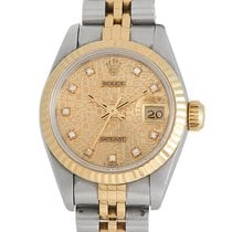 Rolex 69173 Steel Lady-Datejust 26mm pre-owned United States of America, Pennsylvania, Southampton