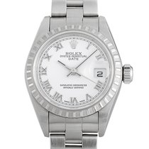 Rolex Oyster Perpetual Lady Date Steel 26mm White Roman numerals United States of America, Pennsylvania, Southampton