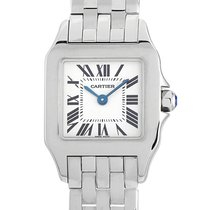 Cartier Santos Demoiselle Steel 20mm White Roman numerals United States of America, Pennsylvania, Southampton