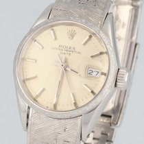 Rolex Lady-Datejust 6520 Very good White gold 25mm Automatic