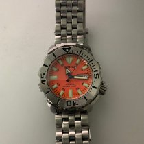 Seiko Monster Steel Orange United States of America, Florida, Clearwater
