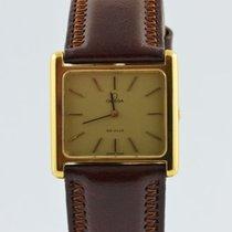 Omega De Ville pre-owned 30mm Leather