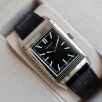 Jaeger-LeCoultre Grande Reverso Ultra Thin 1931 Steel Black No numerals
