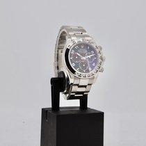 Rolex Daytona Witgoud 40mm Zwart Arabisch Nederland, Velp
